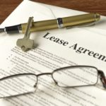 The lease agreement form